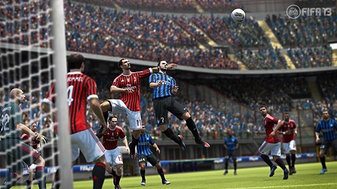 Inter vs Milan | FIFA 13