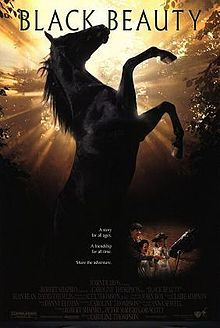 "The fifth (and most recent) adaptation of Anna Sewell's story. Alan Cumming narrates the horse's perspective. Also starring Docs Keepin Time (a race horse descended from War Admiral; also appeared in ""The Horse Whisperer""). Screenplay by Caroline Thompson (""Edward Scissorhands"") making her directorial debut."