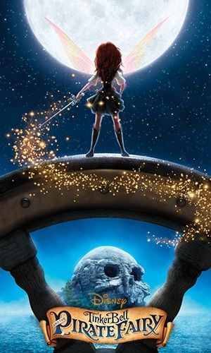 The Pirate Fairy. Read what I thought about it here: https://www.facebook.com/setembreb/posts/1424386501145934?stream_ref=10 and then let me know which Tinkerbell movie was your favourite