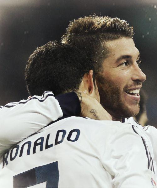 Sergio and Cris ♥