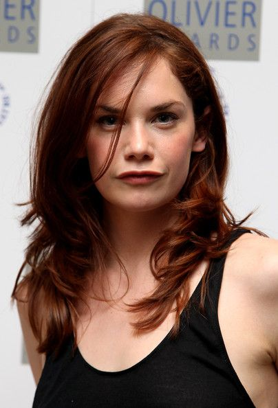 Ruth Wilson. I think she is absolutely stunning in such a unique way.