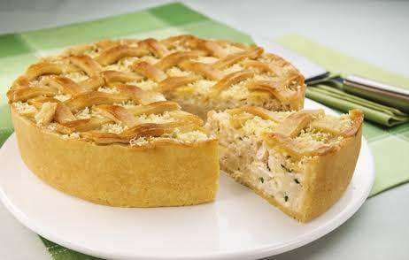 Resultado de imagem para torta de palmito