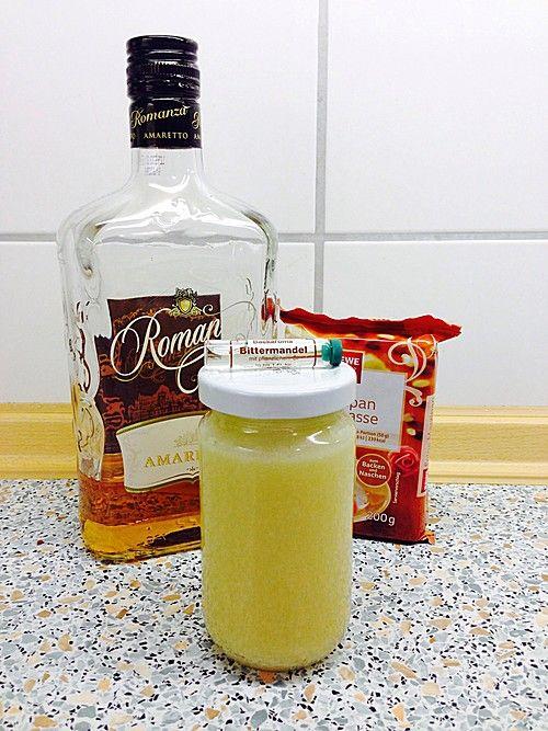Apfel - Marzipan - Marmelade mit Amaretto, ein beliebtes Rezept aus der Kategorie Haltbarmachen. Bewertungen: 80. Durchschnitt: Ø 4,4.