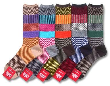 HALISON Socks  Japanese Famous KOBE Socks