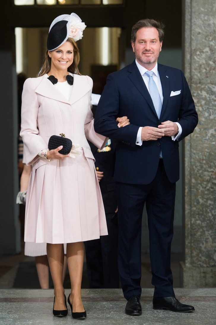 Princess Madeleine Gives Birth to Her Third Child — Meet the New Swedish Royal Baby!