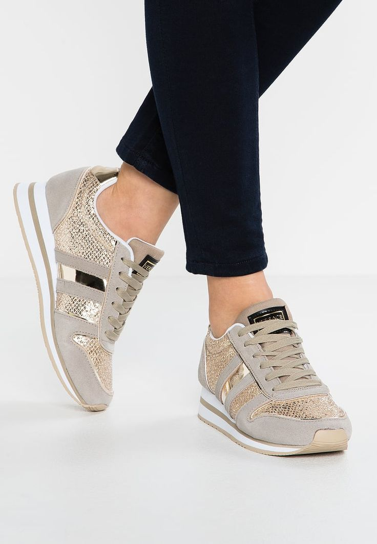Versace Jeans Baskets basses oro