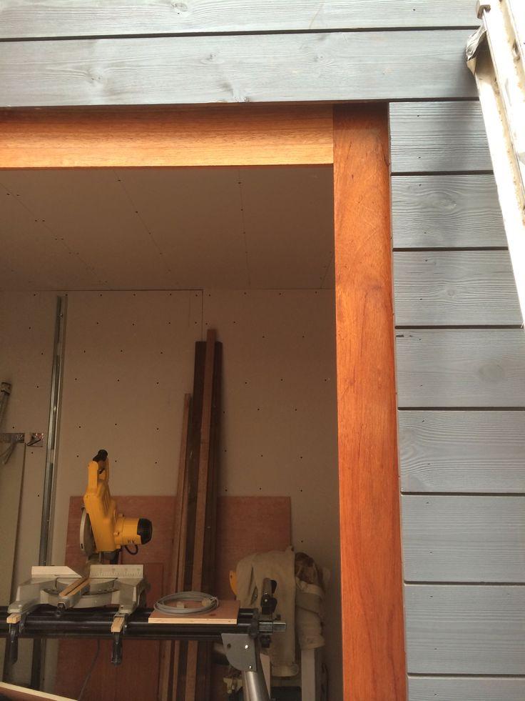 Varnished doors