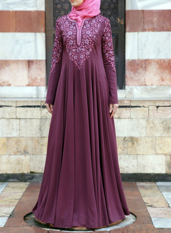 Secret Garden Gown from shukronline.com