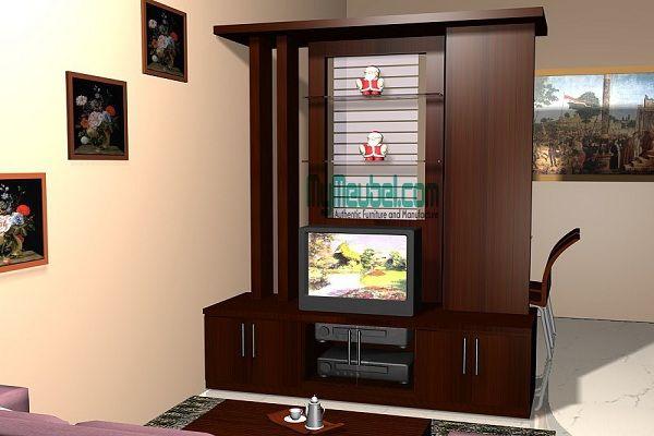 Buffet Tv Minimalis Kayu Jati | My Meubel - My Meubel