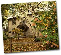 Harriet Beecher Stowe House - Hartford, CT