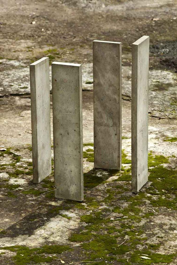 model for project RUTA DEL PEREGRINO 2010 #concrete #model #architecture #tallertornel
