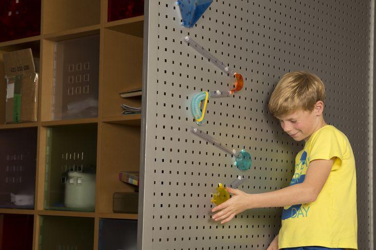 10 beste idee n over blauwe knikkers op pinterest kobalt en penny skateboards - Hoe een grote woonkamer te voorzien ...