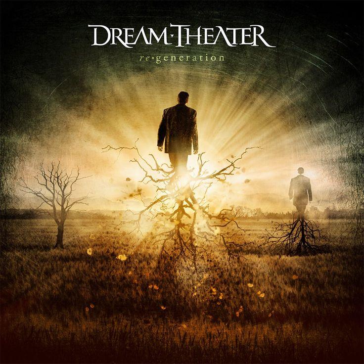 Dream Theater new Album Art