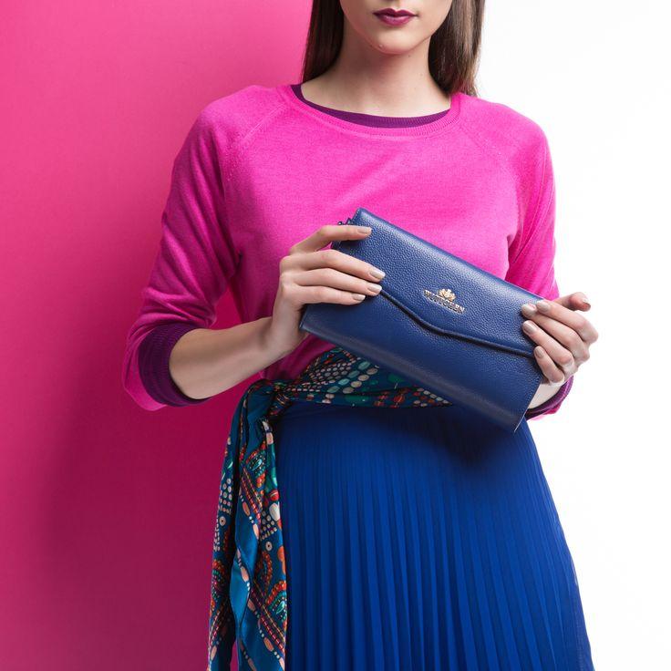 Wiosna kusi kolorami! #fashion #bags #style