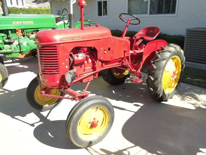 1952 Massey Harris Pony Tractor : Best images about massey harris pony on pinterest