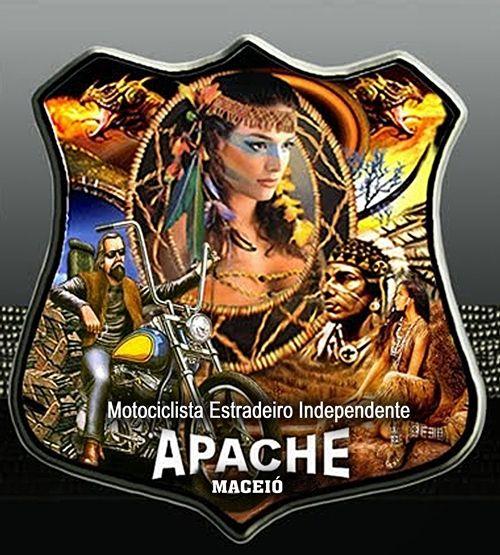Moto Clubes de Alagoas - Apache Motociclista Estradeiro Independente