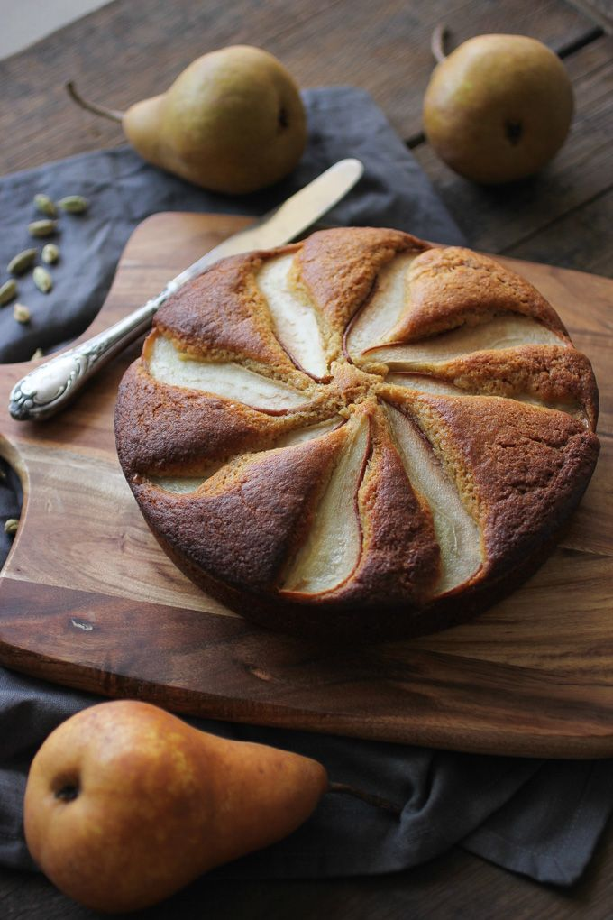 ... about Pears Delight on Pinterest | Pears, Pear cake and Pear tart