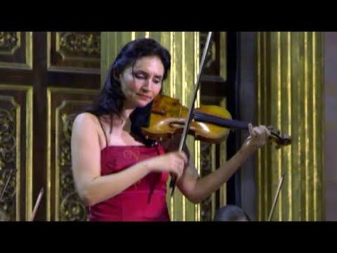 "Eva León - Vivaldi ""Autumn"" Four Seasons · Festival 2016 · Sohm"