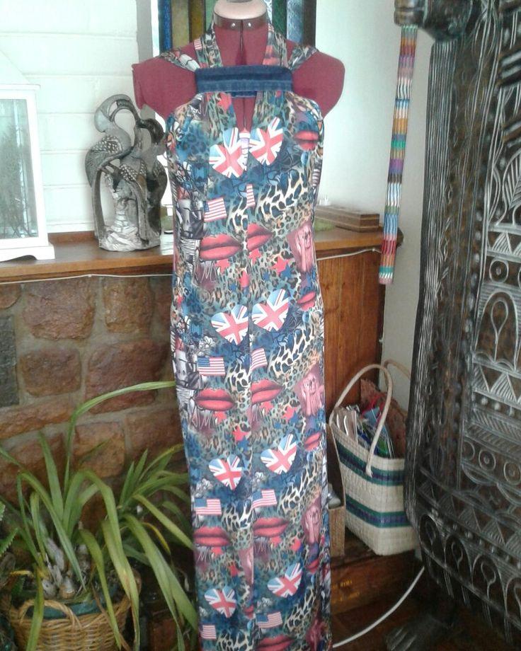 Rocker chick dress by ecofriendzy