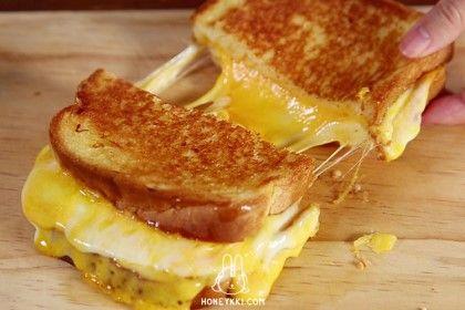 [Grilled Cheese and Cuban Sandwich]그릴드 치즈 샌드위치&쿠바 샌드위치