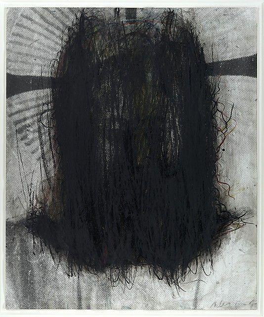 Arnulf Rainer - Fra Angelico Christus (1985)