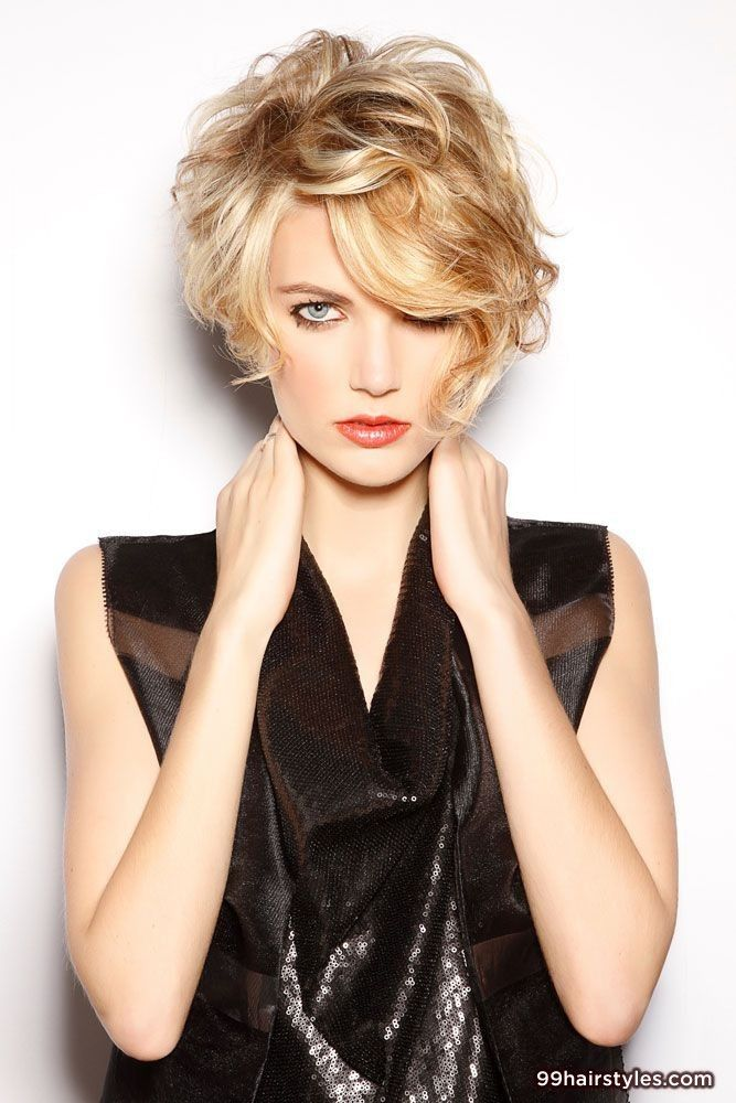 short+messy+hairstyle+idea+-+Hairstyle+Ideas