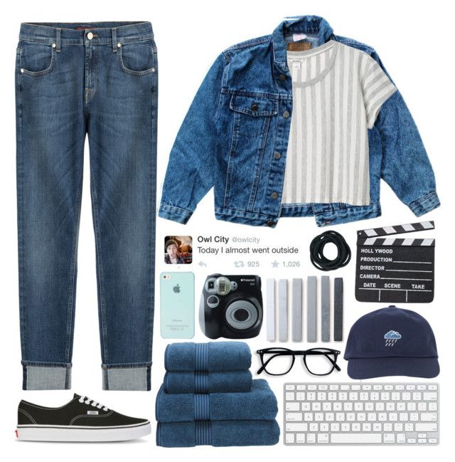 """""""&&; """"oh, qué calor, qué calor, qué calor, qué calo-o-or!"""""""" by uss-nefelibata ❤ liked on Polyvore featuring Levi's, 7 For All Mankind, Monki, Christy, Polaroid, Vans and bless"""