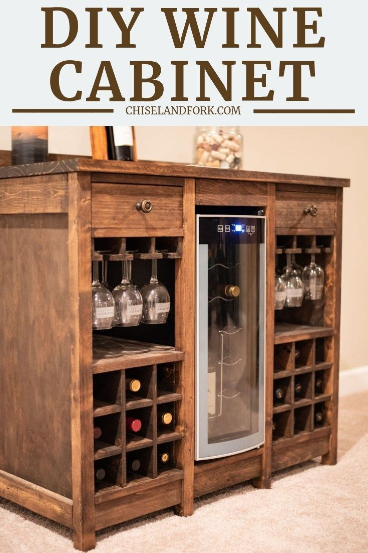 Wine Cooler Cabinet With Images
