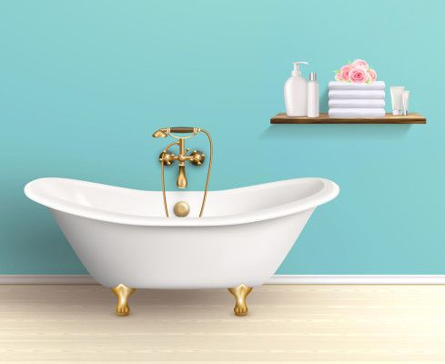 Ghostwriting Blog: How to Use Ascorbic Acid (Vitamin C) to Neutralize Chlorine in Your Bath