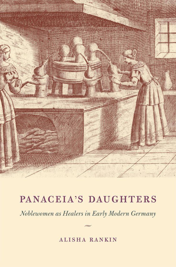 Wish list- Panaceia's Daughters, Alisha Rankin.