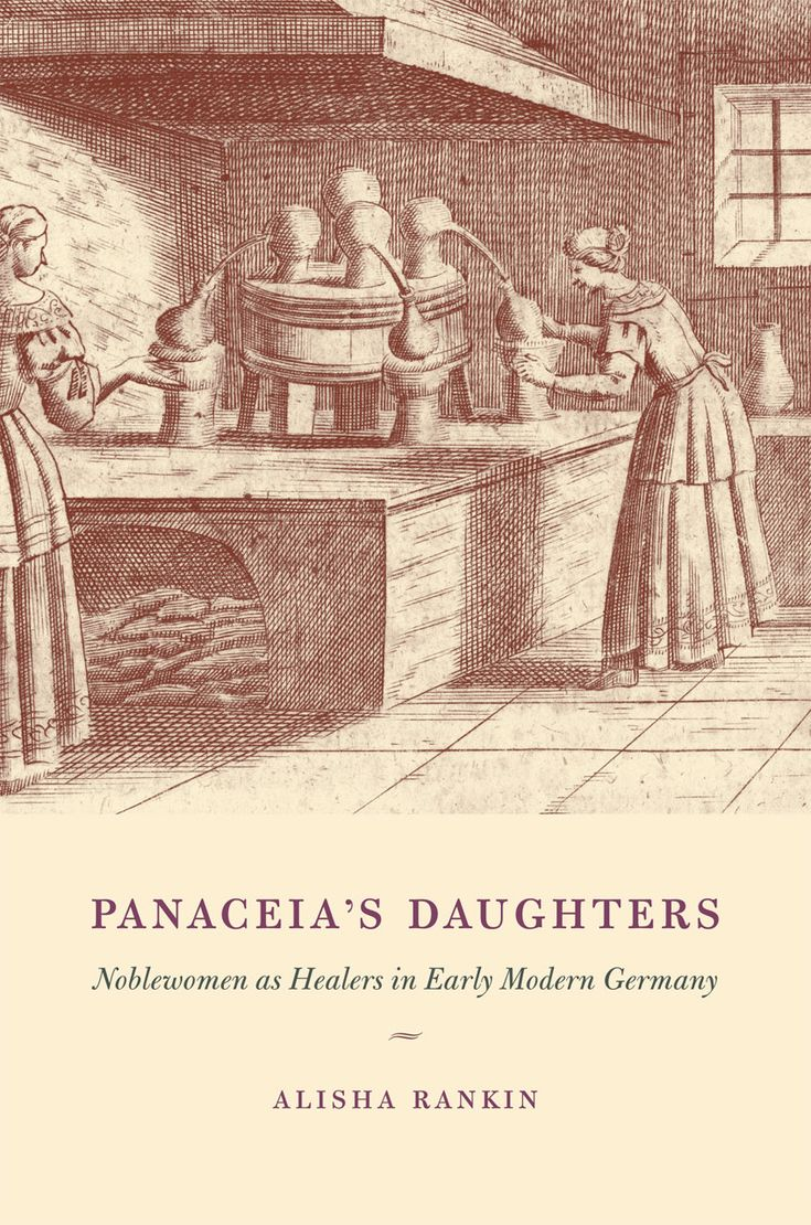 Wish list- Panaceia's Daughters, Alisha Rankin.