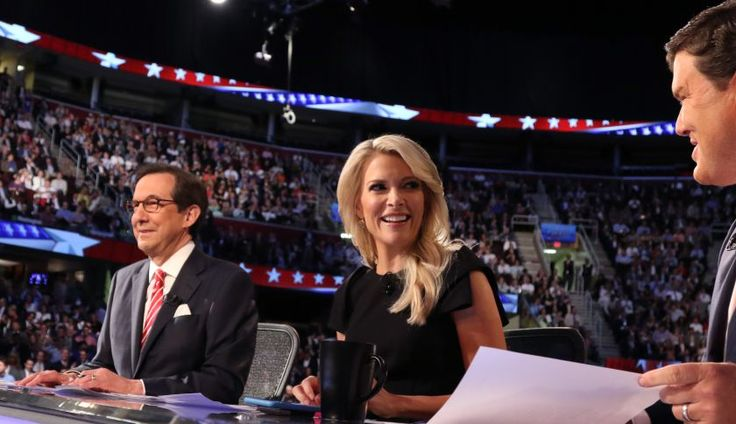 The real winner of the GOP debate: Megyn Kelly - FORTUNE #GOP, #Debate, #Kelly, #Politics