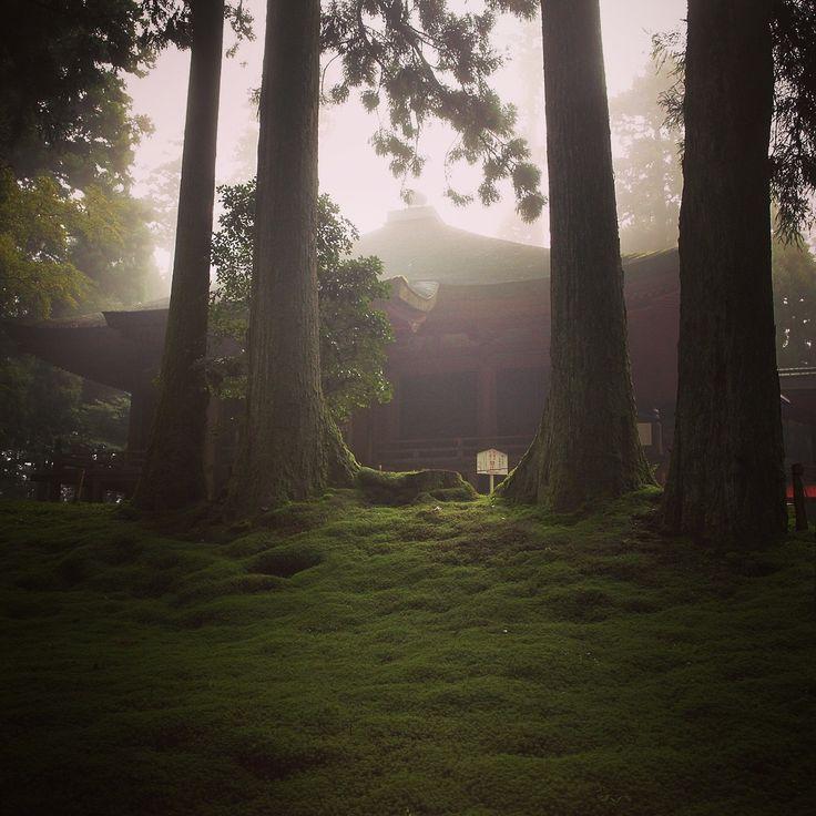 No.693 at Enryakuji Temple, Kyoto and Shiga, Japan
