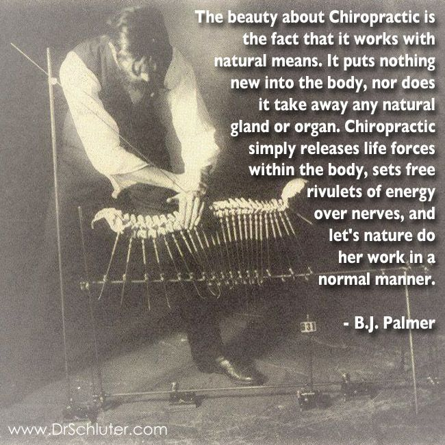A natural solution, it's that simple. #GetAdjusted #Chiropractic