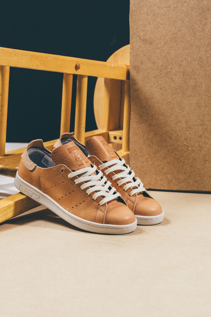 Adidas Stan Smith 2 Brown Leather herbusinessuk.co.uk