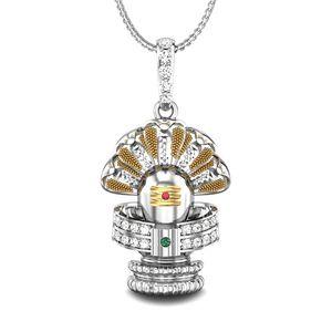 Om Namah Shivaya Pendant