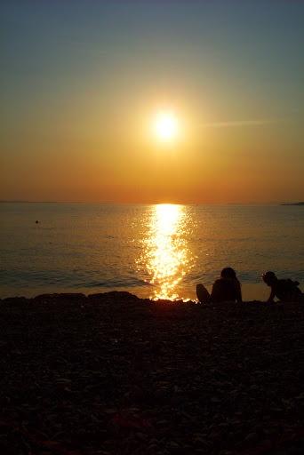 sunset - Croatia