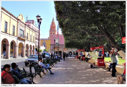 I miss Celaya Guanajuato, so much