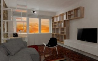 Vanzare apartament cu 2 camere in Militari