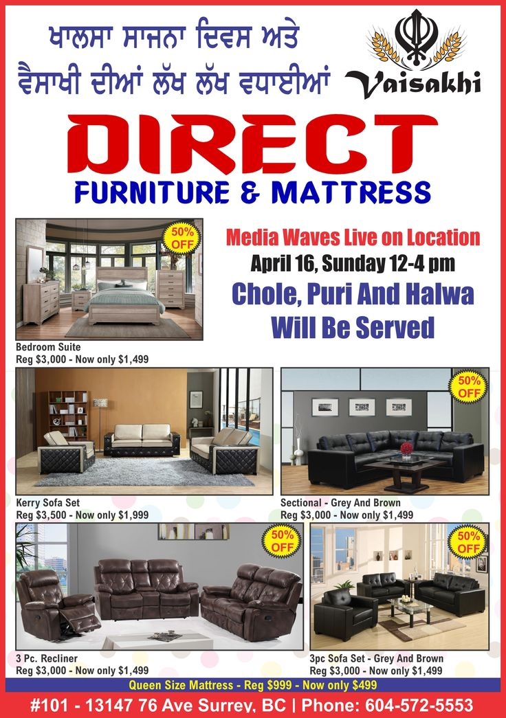 Check out our Vaisakhi Speacials!   #directfurniture #livingroom #sofa #couch #leather #modernstyle #bedroom #bedroomdecor #bedroomsuite #mattress #dinningroomset #diningtable #chairs