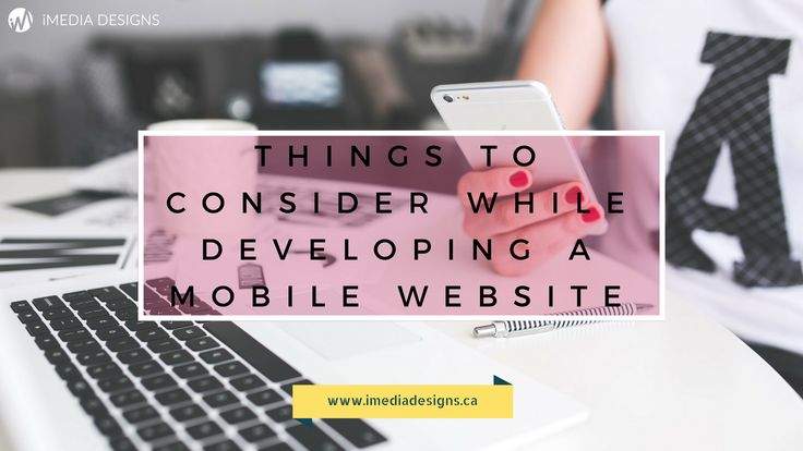 Most the #web users on #Computer's and #laptops are familiar with clicking to get more information into the further #features of #website. http://imediadesigns00.blogspot.in/2017/02/things-to-consider-while-developing.html