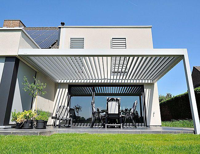Renson | Gardenlux Outdoor Living | Garten in 2019 | Sonnenschutz ...