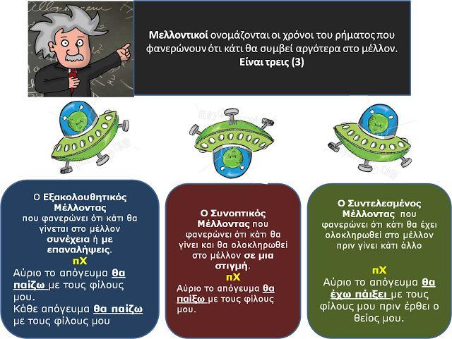 δασκάλαΒΜ (ε΄τάξη): Ενότητα 10: Mυστήρια - επιστημονική φαντασία