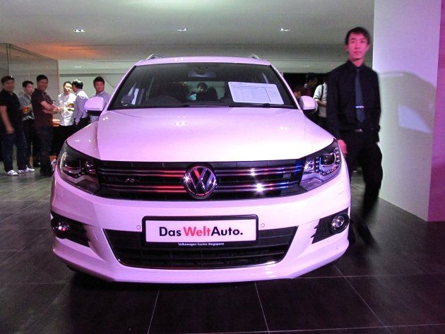 Can you tell this is second-hand? Some of Das WeltAuto's cars are as good as new, says VW. (Credit: CarBuyer 222)