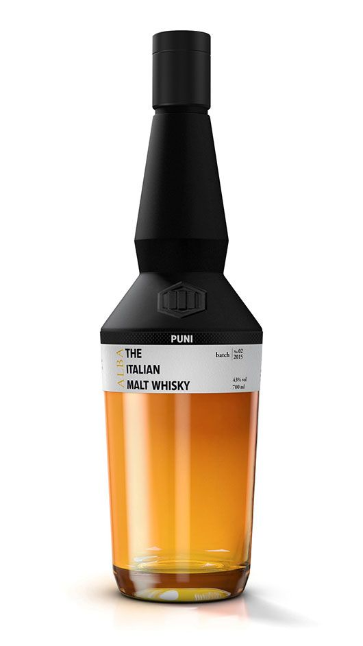 PUNI DISTILLERY LAUNCH THE FIRST EVER ITALIAN SINGLE MALT WHISKY