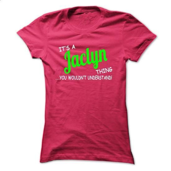 Jaclyn thing understand ST420 - #nike hoodie #sweater tejidos. I WANT THIS => https://www.sunfrog.com/LifeStyle/Jaclyn-thing-understand-ST420-HotPink-Ladies.html?68278