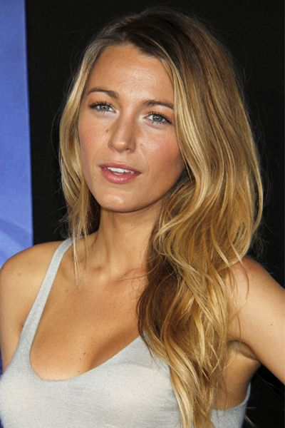 10 Ultra-Flattering Long Layer Hairstyles: Blake Lively