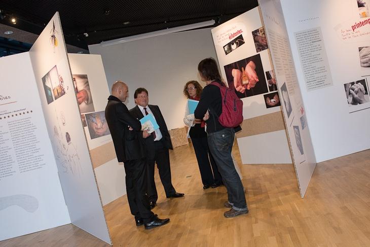 """Du 21 septembre au 12 octobre, découvrez l'exposition """"Instant(ané)s"""" à l'Hôtel du Département à Strasbourg. © Denis Guichot / CG67"""
