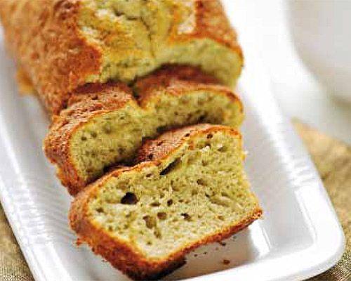 Muy dulce: bizcocho de té verde, en diez pasos