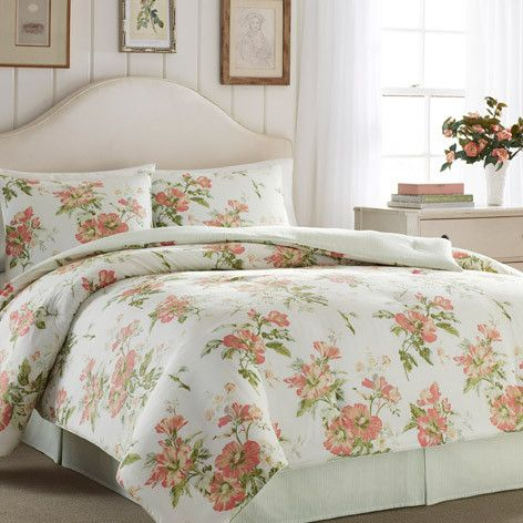 Laura Ashley Double Bed Linen